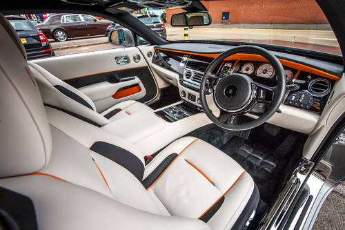 2017 Rolls-Royce Wraith (RHD) SOLD (picture 4 of 6)