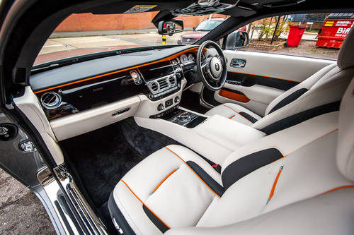 2017 Rolls-Royce Wraith (RHD) SOLD (picture 5 of 6)