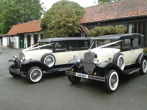 Wedding Rolls Royce/Landaulette/Bramwith/Daimler For Hire (picture 1 of 6)