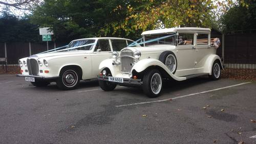 Wedding Rolls Royce/Landaulette/Bramwith/Daimler For Hire (picture 3 of 6)