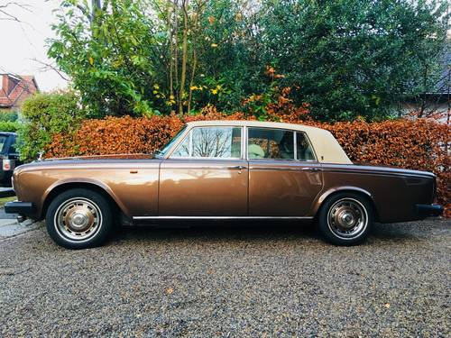 1979 SILVER SHADOW - WONDERFUL SERVICE HISTORY - CHESTNUT SOLD (picture 3 of 6)