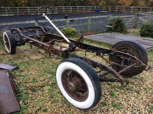 1932 Rare Barn Find Rolls Royce Rolling Chassis 1930s 25/30 SOLD (picture 1 of 2)
