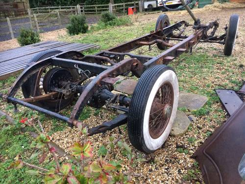 1932 Rare Barn Find Rolls Royce Rolling Chassis 1930s 25/30 SOLD (picture 2 of 2)