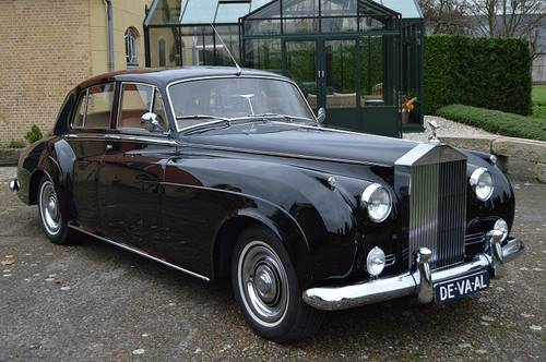1961 Rolls-Royce Silver Cloud II L.H.D. For Sale (picture 1 of 6)