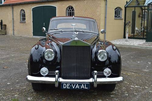 1961 Rolls-Royce Silver Cloud II L.H.D. For Sale (picture 3 of 6)