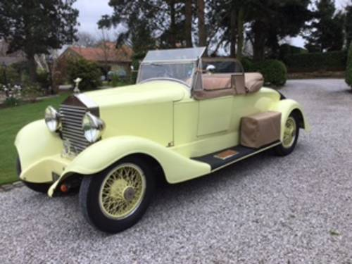 1923 Rolls Royce 20hp Roadster For Sale (picture 2 of 4)