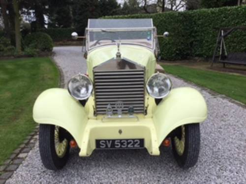 1923 Rolls Royce 20hp Roadster For Sale (picture 3 of 4)
