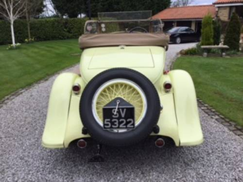 1923 Rolls Royce 20hp Roadster For Sale (picture 4 of 4)