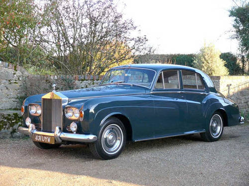 1962 Rolls-Royce Silver Cloud III For Sale (picture 1 of 6)