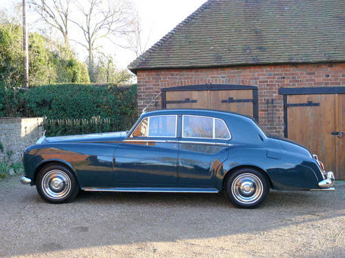 1962 Rolls-Royce Silver Cloud III For Sale (picture 2 of 6)