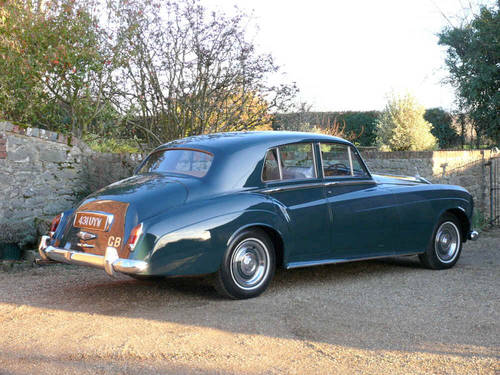1962 Rolls-Royce Silver Cloud III For Sale (picture 3 of 6)
