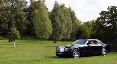 2009 ROLLS-ROYCE PHANTOM COUPE For Sale (picture 1 of 1)