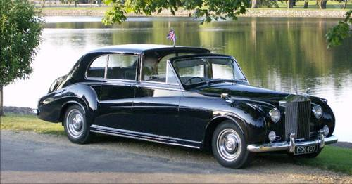 1961 Rolls Royce Phantom V James Young Sedanca For Sale (picture 1 of 6)