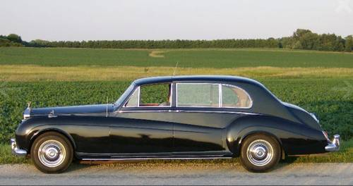 1961 Rolls Royce Phantom V James Young Sedanca For Sale (picture 2 of 6)
