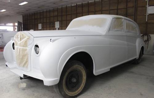 1961 Rolls Royce Phantom V James Young Sedanca For Sale (picture 3 of 6)