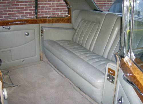 1961 Rolls Royce Phantom V James Young Sedanca For Sale (picture 5 of 6)