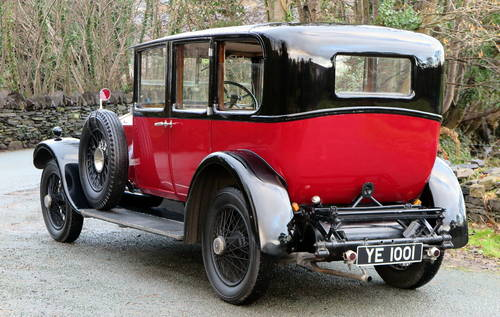 1927 Rolls-Royce 20hp Connaught Limousine GYK34 For Sale (picture 2 of 6)