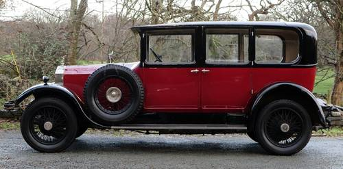 1927 Rolls-Royce 20hp Connaught Limousine GYK34 For Sale (picture 3 of 6)