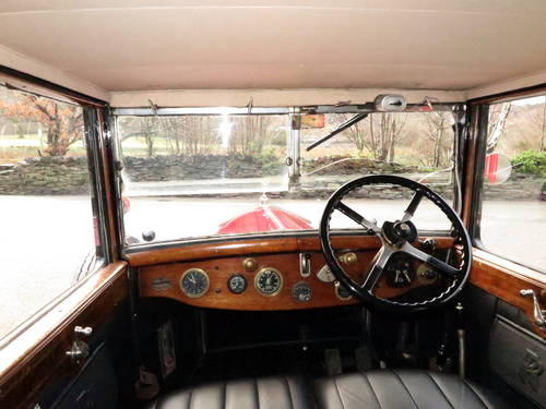 1927 Rolls-Royce 20hp Connaught Limousine GYK34 For Sale (picture 4 of 6)