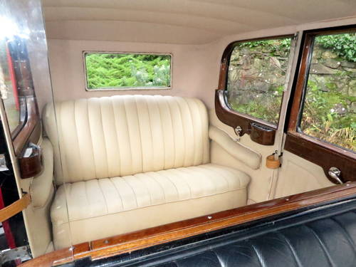 1927 Rolls-Royce 20hp Connaught Limousine GYK34 For Sale (picture 6 of 6)