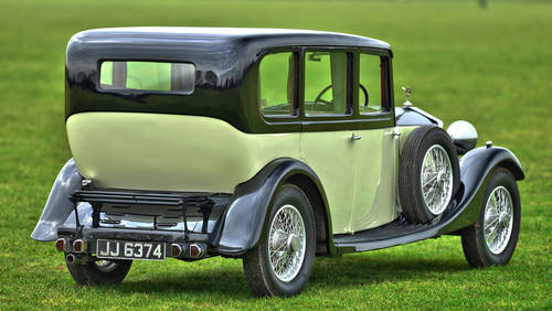 1933 Rolls Royce 20/25 Windovers Limousine SOLD (picture 2 of 6)