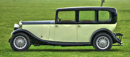 1933 Rolls Royce 20/25 Windovers Limousine For Sale (picture 3 of 6)
