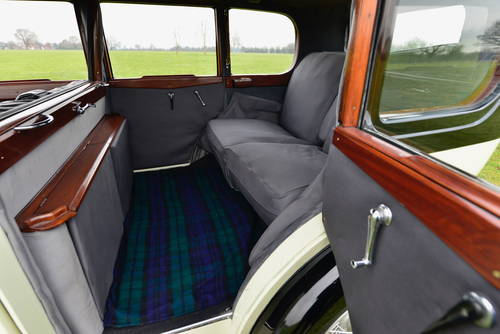 1933 Rolls Royce 20/25 Windovers Limousine SOLD (picture 5 of 6)