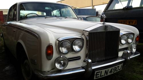 1971 ROLLS ROYCE SILVER SHADOW 1 For Sale (picture 6 of 6)