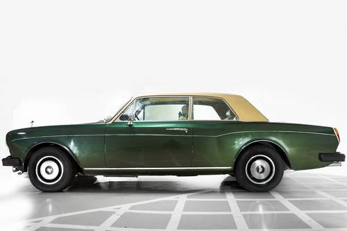 1976 Rolls Royce Corniche Coupe LHD one owner 25.000km  SOLD (picture 2 of 6)