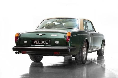 1976 Rolls Royce Corniche Coupe LHD one owner 25.000km  SOLD (picture 3 of 6)