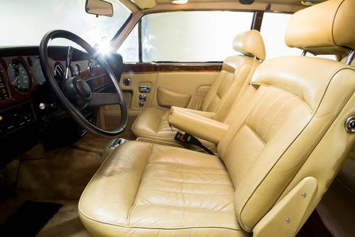 1976 Rolls Royce Corniche Coupe LHD one owner 25.000km  SOLD (picture 5 of 6)
