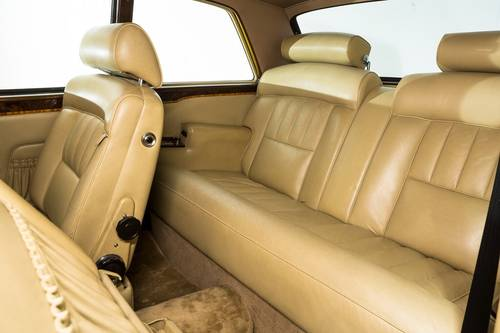 1976 Rolls Royce Corniche Coupe LHD one owner 25.000km  SOLD (picture 6 of 6)