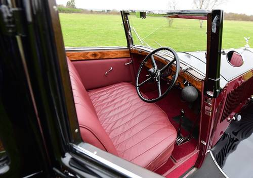 1933 Rolls Royce 20/25 Thrupp & Maberly Sedanca For Sale (picture 4 of 6)