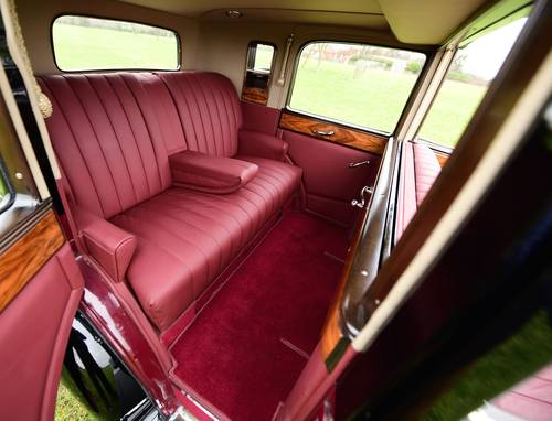 1933 Rolls Royce 20/25 Thrupp & Maberly Sedanca For Sale (picture 5 of 6)