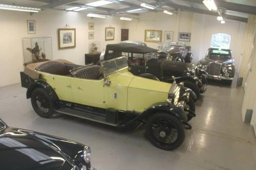 1924 Rolls-Royce 20hp SOLD (picture 6 of 6)