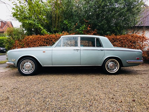 1973 BENTLEY T1 - TUNNING SILVER SHADOW ALTERNATIVE - VALUE SOLD (picture 3 of 6)