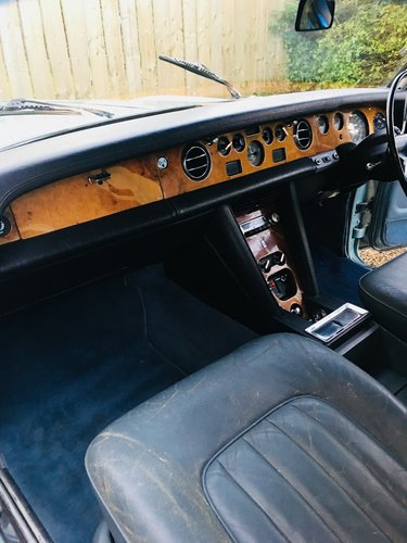 1973 BENTLEY T1 - TUNNING SILVER SHADOW ALTERNATIVE - VALUE SOLD (picture 4 of 6)