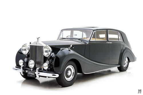 1954 Rolls-Royce Silver Wraith For Sale (picture 1 of 6)