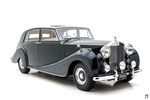 1954 Rolls-Royce Silver Wraith For Sale (picture 2 of 6)