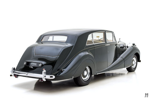 1954 Rolls-Royce Silver Wraith For Sale (picture 3 of 6)