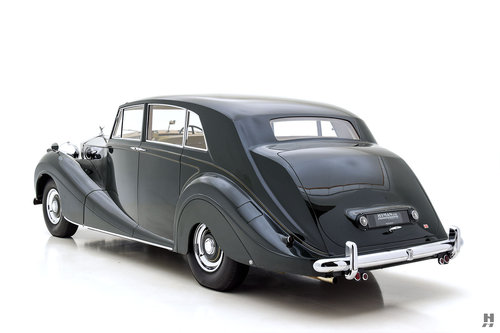 1954 Rolls-Royce Silver Wraith For Sale (picture 4 of 6)