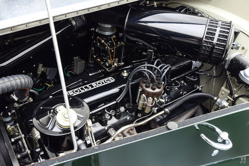 1954 Rolls-Royce Silver Wraith For Sale (picture 6 of 6)