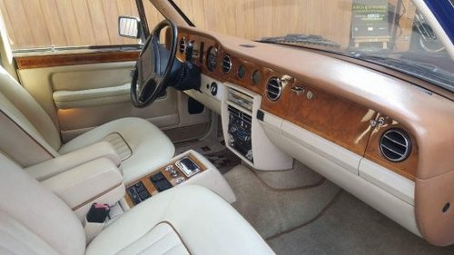 1989 Rolls Royce Silver Spirit 2 For Sale (picture 3 of 6)