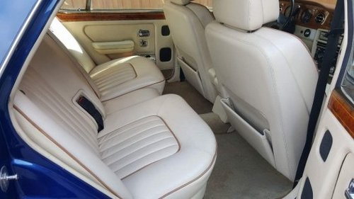 1989 Rolls Royce Silver Spirit 2 For Sale (picture 4 of 6)