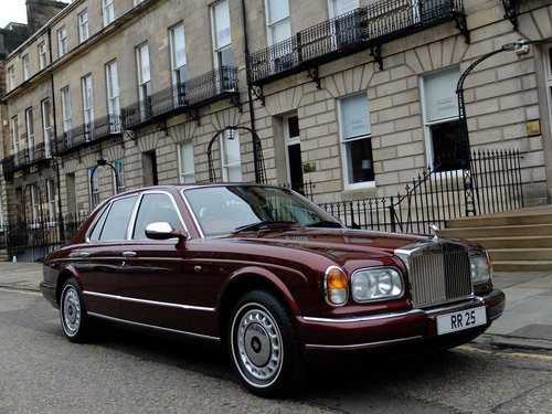 1999 ROLLS ROYCE SILVER SERAPH - V Reg - 41K MILES - IMPECCABLE ! For Sale (picture 1 of 6)