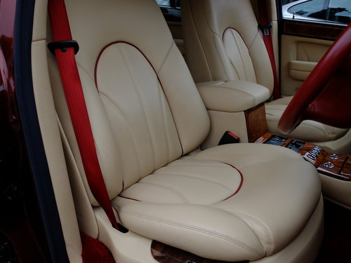 1999 ROLLS ROYCE SILVER SERAPH - V Reg - 41K MILES - IMPECCABLE ! For Sale (picture 4 of 6)