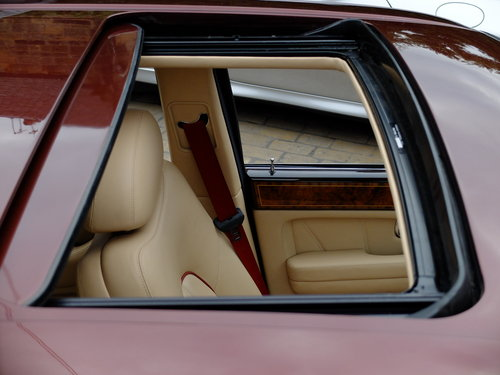 1999 ROLLS ROYCE SILVER SERAPH - V Reg - 41K MILES - IMPECCABLE ! For Sale (picture 5 of 6)