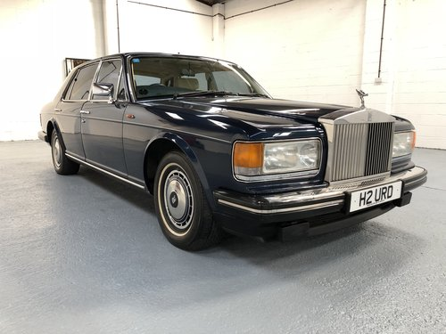 1991 Rolls Royce Silver Spur II SOLD (picture 1 of 6)
