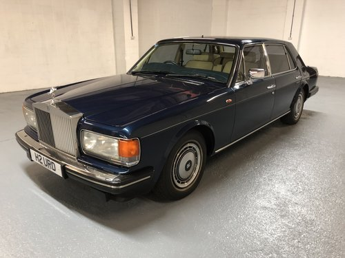 1991 Rolls Royce Silver Spur II SOLD (picture 3 of 6)