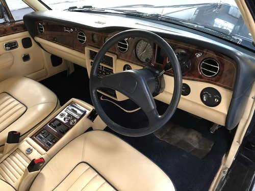 1991 Rolls Royce Silver Spur II SOLD (picture 4 of 6)